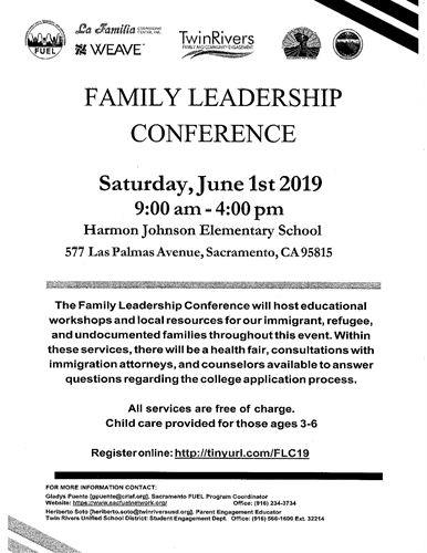 Family Leadership Conference English